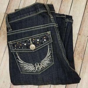 Boot Cut Kasandra Jeans